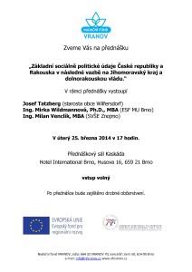 Pozvánka Regiony 2 CZ 20140325