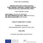Pozvánka Regiony CZ 20140527